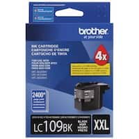 Brother Ink Cartridge Black Ink Cartridge - Black