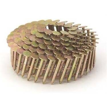 """Stanley Bostitch CR19GAL Galvanized Wire Collated Roofing Nails, 3/4"""""""