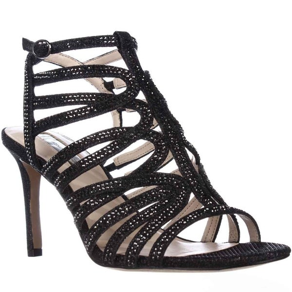 234fb1aa9cb2 Shop I35 Gawdie Sparkle Strappy Evening Sandals