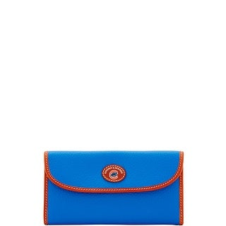 Dooney & Bourke MLB Chicago Cubs Continental Clutch Wallet (Introduced by Dooney & Bourke at $148 in Feb 2018)
