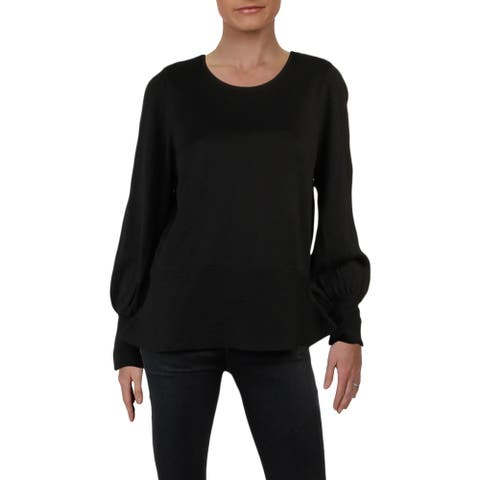 Design History Womens Sweater - Onyx - L