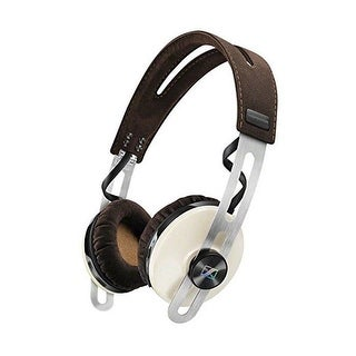 Sennheiser HD1 On-Ear Wireless Headphones (Ivory White)