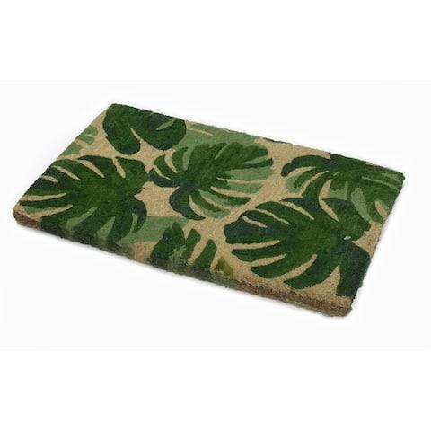 """Panama Doormat - Thick Handwoven Durable - 18"""" x 30"""""""