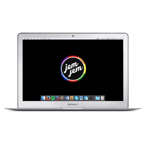 Refurbished Apple MacBook Air 13.3-Inch Laptop MD760LL/B, 1.4 GHz Intel i5 Dual Core Processor
