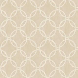 Brewster 2535-20641 Ecliptic Grey Geometric Wallpaper