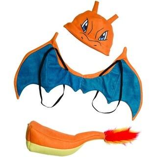Pokemon Charizard Child Costume Kit One Size - Orange