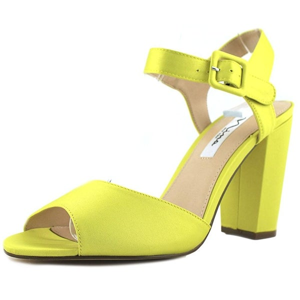 Nina Shirley Lemon Lime Lust Pumps