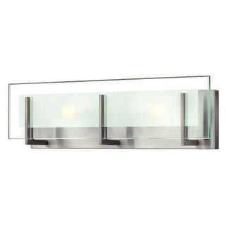 Hinkley Lighting 5652-LED2 2 Light LED Vanity Strip From the Latitude Collection