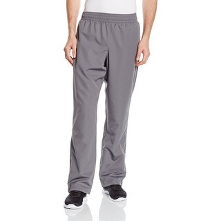 Under Armour NEW Gray Mens Size XL Sport Stretch Vital Warm-Up Pants