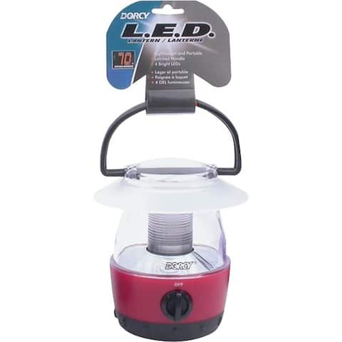 Dorcy(r) 41-1017 40-lumen led mini lantern - Purple Body
