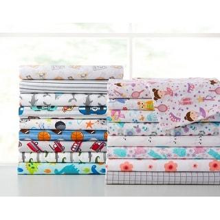 Link to Asher Home Kid's Microfiber Sheet Set Similar Items in Kids Comforter Sets
