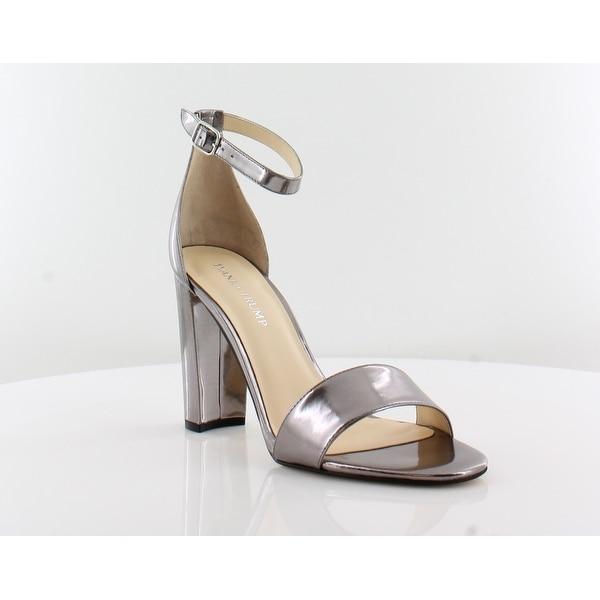 Ivanka Trump Emalyn Women's Heels Pewter - 9.5