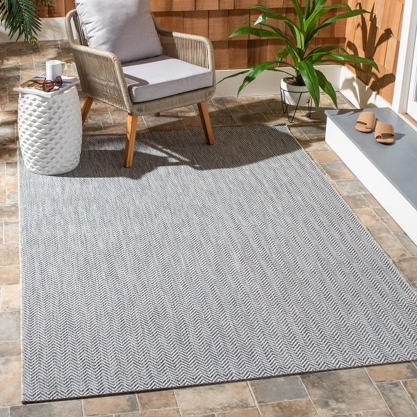 Safavieh Courtyard Carolann Indoor/ Outdoor Rug