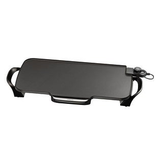 "Presto 07061 Electric Griddle With Removable Handles, 22"", 1500 Watts"