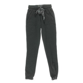 Rewash Womens Juniors Confetti Knit Stretch Jogger Pants - XS