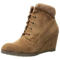 Madden Girl Women's Courrtne Ankle Bootie - 10