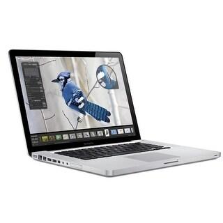 "Apple MacBook Pro i7 2.9 3520M GHz 8GB 500GB 14"" Refurbished"