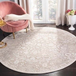 Safavieh Reflection Modern & Contemporary Oriental Polyester Rug