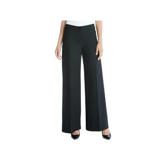 Karen Kane Womens Dress Pants Wide-Leg Professional