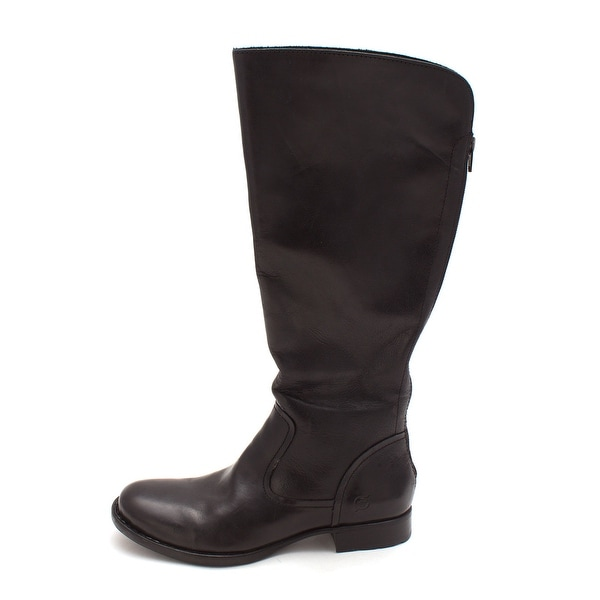 Born Womens Massari Leather Closed Toe Mid-Calf Fashion Boots - 9.5