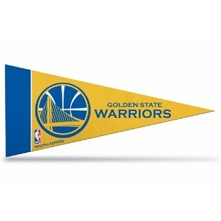 Golden State Warriors Mini Pennants - 8 Piece Set