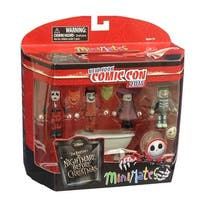 Nightmare Before Christmas NYCC 2015 Exclusive Minimate Set - multi