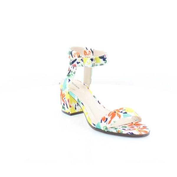 Shop Style & Co. Mullaney Women's Heels Orange - Blue Mul - 6.5 - Orange - 23549733 180cfe