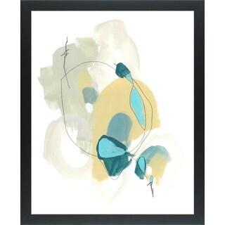 Easy Art Prints June Erica Vess's 'Basilisk IV' Premium Canvas Art