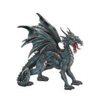 Fierce Dragon Statue