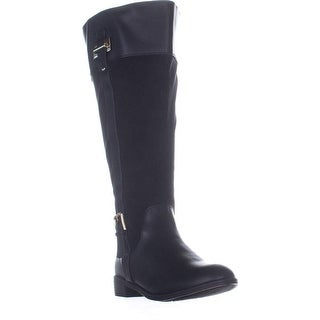 Link to Karen Scott Womens Deliee Closed Toe Knee High Fashion Boots Similar Items in Women's Shoes