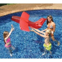 "57"" Inflatable Poolglider Swimming Pool Float Toy"