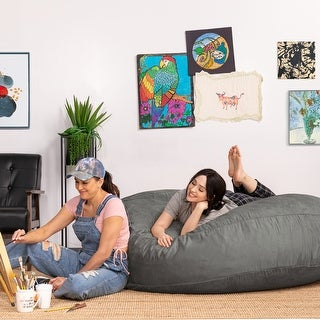 Link to Jaxx 6' Cocoon Bean Bag Sofa Similar Items in Kids' & Toddler Furniture