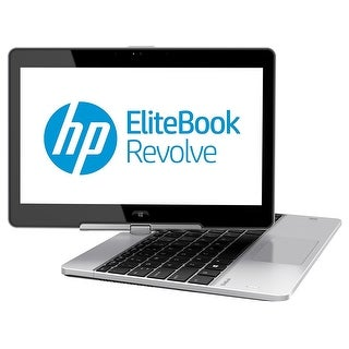 NEW - HP EliteBook Revolve 810 G3 11.6 Touch Laptop i5-5200u 4GB 128GB SSD W10P W/PEN