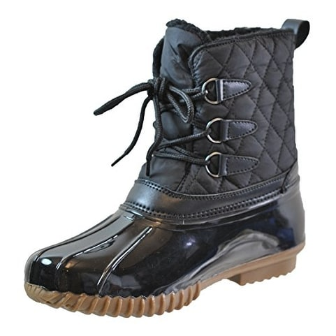 9045aa619dff Shop Sporto Women s Lucille Winter Boot - Free Shipping On Orders Over  45  - Overstock - 15416150