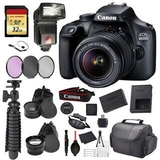 Link to Canon EOS Rebel 4000D Digital SLR Camera +EF-S 18-55mm f/3.5-5.6 DC Similar Items in Digital Cameras