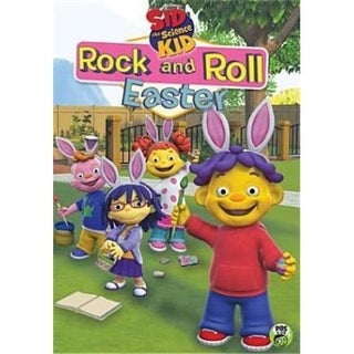NCE D100399D Sid The Science Kid - Sid Rock & Roll Easter With Puzz