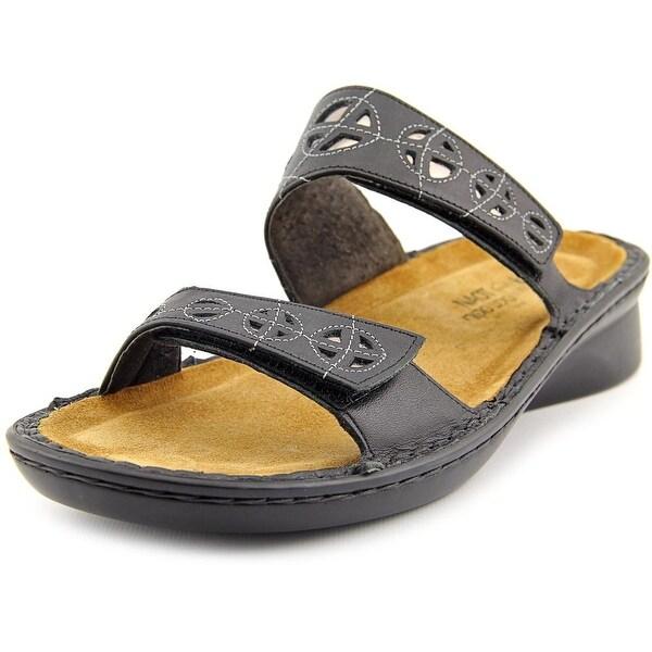 Naot Cornet Women Open Toe Leather Flip Flop Sandal