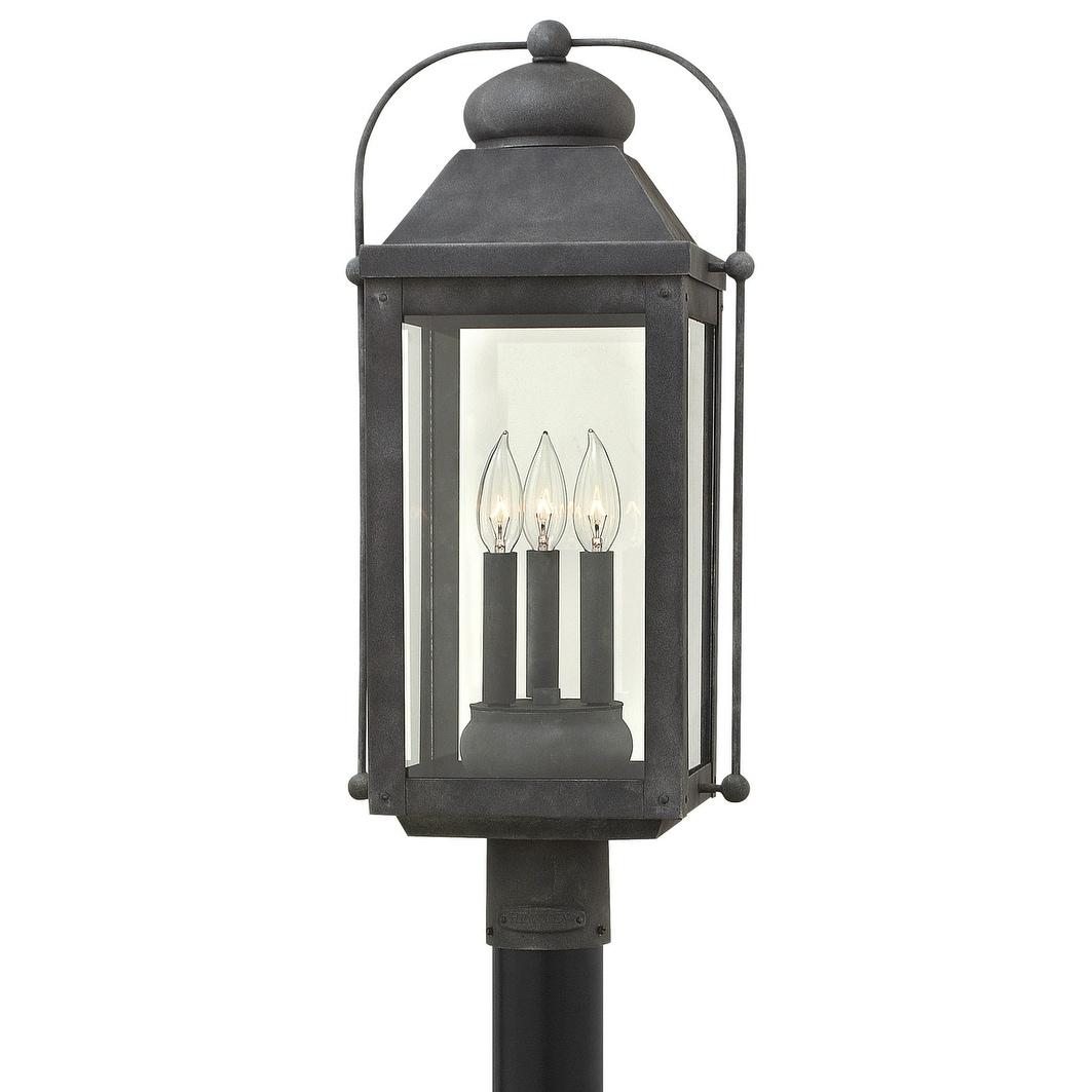 Hinkley Lighting 1851 Anchorage 3 Light