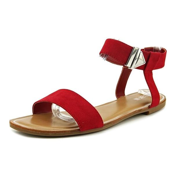 Bar III Victor Women Red Sandals