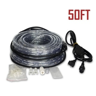 Link to Zenova 15M 50Ft 540 LEDS Rope Light Christmas Interior Decoration Lighting Similar Items in String Lights