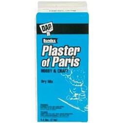White - Plaster Of Paris 4.4Lb Box
