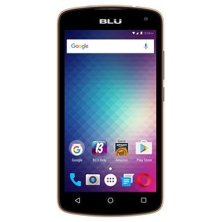 BLU Studio G2 HD S550Q Unlocked GSM Quad-Core Phone