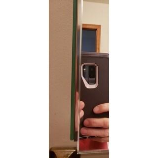 Fresca 15-inch-wide Bathroom Mirror Medicine Cabinet