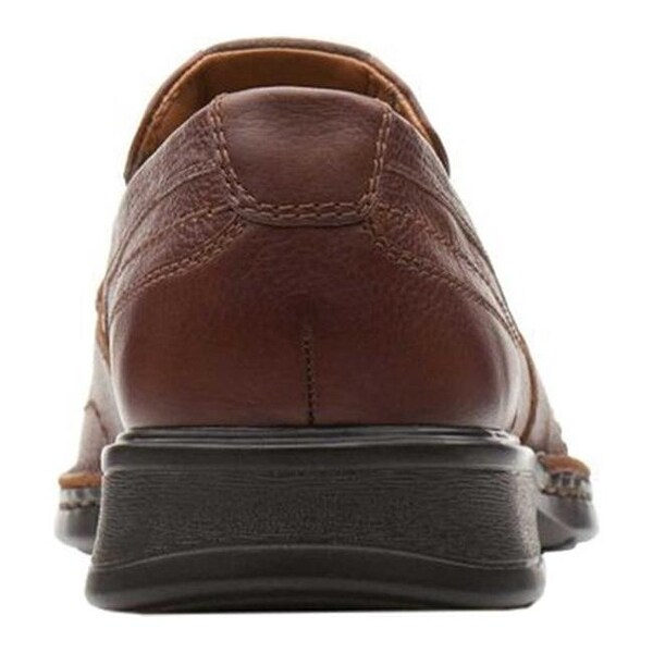 Northam Step Loafer Tobacco Leather