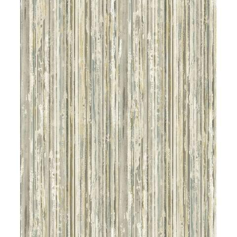 Schultz, Stripe Wallpaper, 21 in x 33 ft = About 57.8 square feet