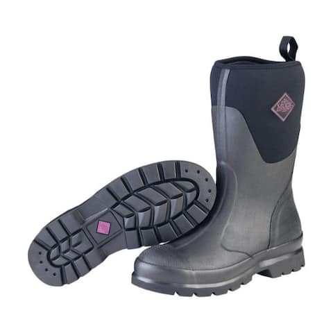 The Original Muck Boot Company Chore Mid Women's Boots 9 US Black