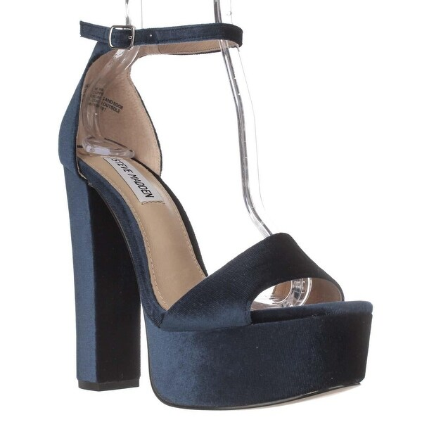 cf35256cbe9 Shop Steve Madden Gonzo Platform Ankle Strap Sandals