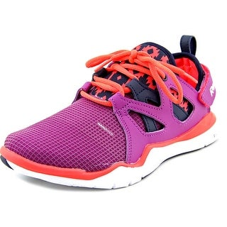 Reebok Zcut Tr Youth Round Toe Synthetic Purple Sneakers