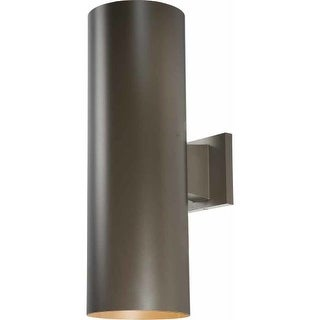 "Volume Lighting V9636 2 Light 18"" Height Outdoor Wall Sconce (2 options available)"