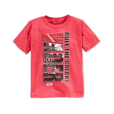 Star Wars Boys Rule The Galaxy Vader Graphic T-Shirt